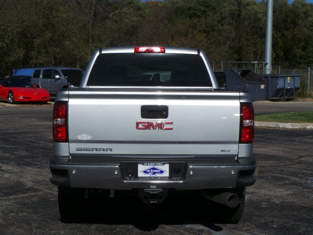 2019 Sierra 2500 Crew Cab 4x4,  Pickup #89079 - photo 3
