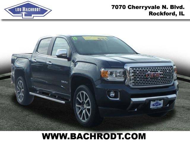 2019 Canyon Crew Cab 4x4,  Pickup #89126 - photo 1