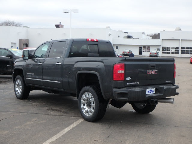 2019 Sierra 2500 Crew Cab 4x4,  Pickup #89132 - photo 4