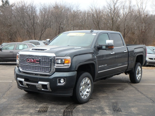 2019 Sierra 2500 Crew Cab 4x4,  Pickup #89132 - photo 5