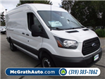 2017 Transit 250 Medium Roof, Cargo Van #170489 - photo 1