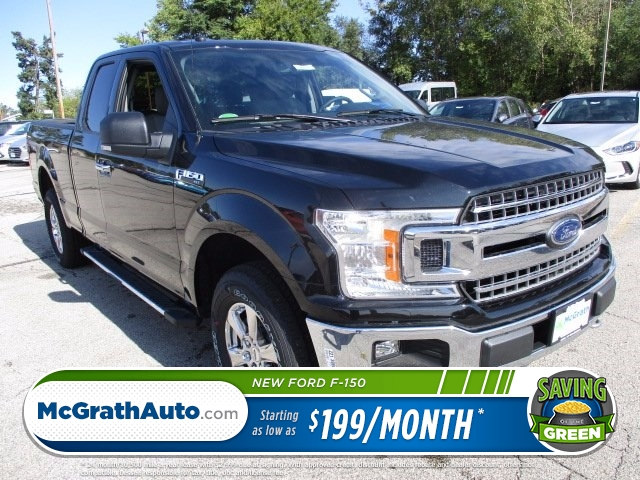 2018 F-150 Super Cab 4x4, Pickup #180038 - photo 1