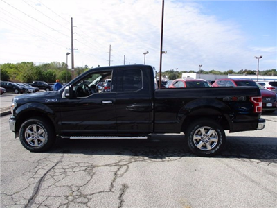 2018 F-150 Super Cab 4x4, Pickup #180038 - photo 8