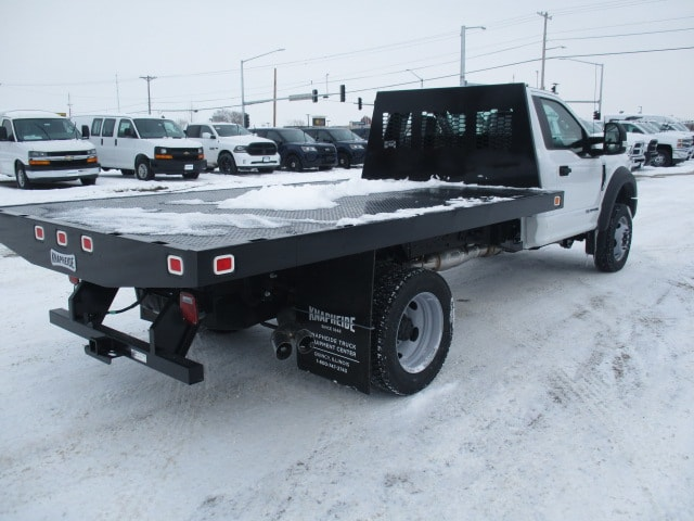 2017 F-450 Regular Cab DRW 4x2,  Knapheide Value-Master X Platform Body #F170136 - photo 2