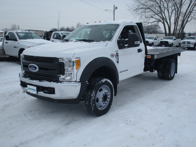2017 F-450 Regular Cab DRW 4x2,  Knapheide Value-Master X Platform Body #F170136 - photo 4
