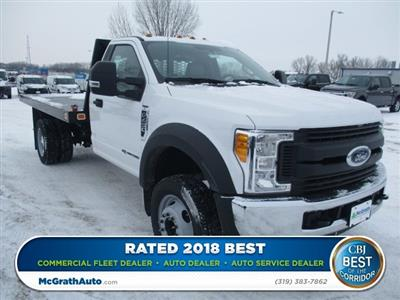 2017 F-450 Regular Cab DRW 4x2,  Knapheide Value-Master X Platform Body #F170136 - photo 1