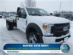 2017 F-450 Regular Cab DRW 4x2,  Knapheide Platform Body #F170136 - photo 1