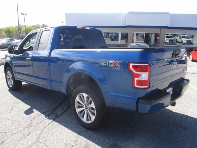 2018 F-150 Super Cab 4x4, Pickup #F180007 - photo 4