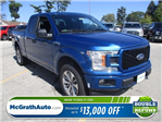 2018 F-150 Super Cab 4x4, Pickup #F180007 - photo 1