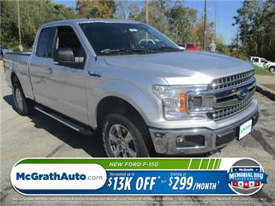 2018 F-150 Super Cab 4x4, Pickup #F180012 - photo 1