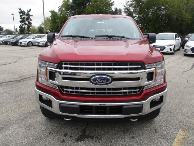 2018 F-150 Crew Cab 4x4 Pickup #F180018 - photo 5