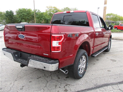2018 F-150 Crew Cab 4x4 Pickup #F180018 - photo 2