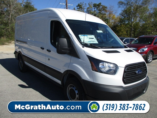 2018 Transit 250 Med Roof, Cargo Van #F180023 - photo 1