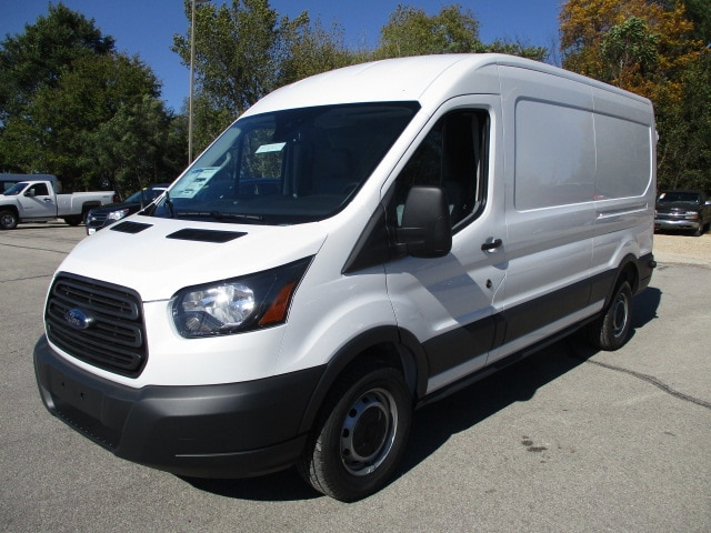 2018 Transit 250 Medium Roof, Cargo Van #F180023 - photo 3