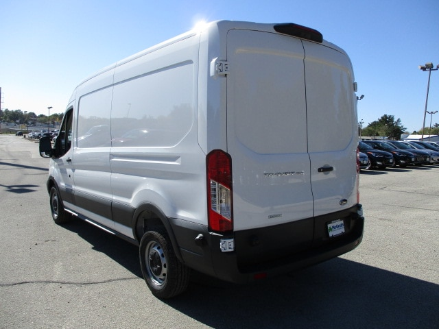 2018 Transit 250 Med Roof 4x2,  Empty Cargo Van #F180023 - photo 4