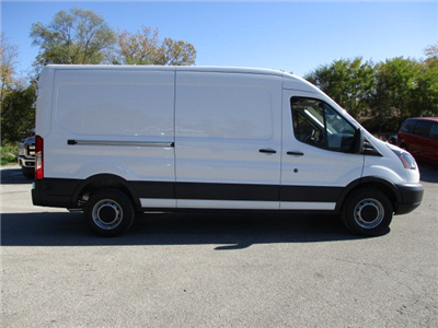 2018 Transit 250 Med Roof 4x2,  Empty Cargo Van #F180023 - photo 11