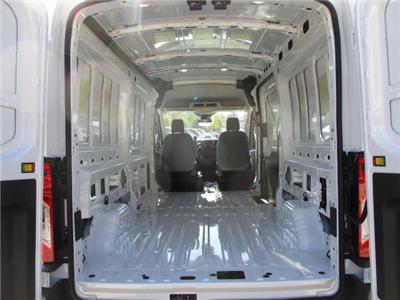 2018 Transit 250 Med Roof 4x2,  Empty Cargo Van #F180023 - photo 2