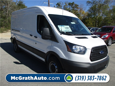 2018 Transit 250 Med Roof 4x2,  Empty Cargo Van #F180023 - photo 1