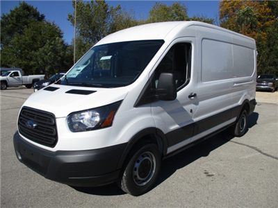 2018 Transit 250 Med Roof 4x2,  Empty Cargo Van #F180023 - photo 3