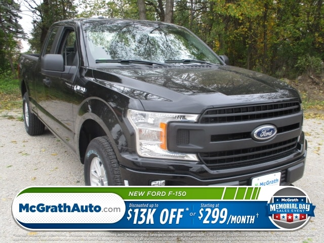 2018 F-150 Super Cab 4x4, Pickup #F180027 - photo 1