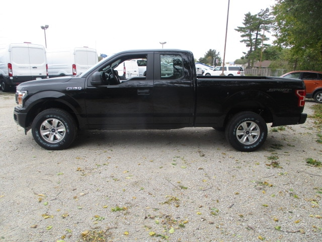 2018 F-150 Super Cab 4x4, Pickup #F180027 - photo 8