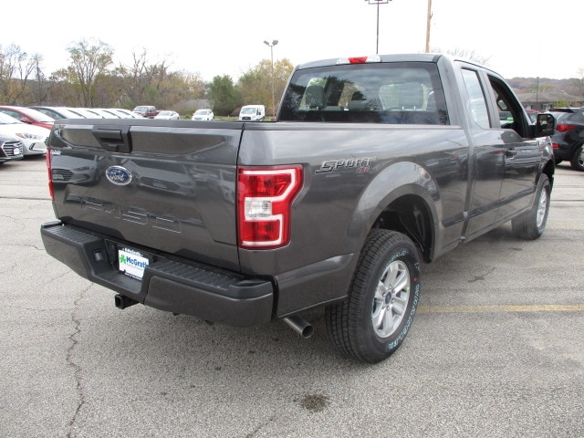 2018 F-150 Super Cab 4x4, Pickup #F180029 - photo 2