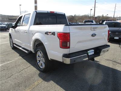 2018 F-150 SuperCrew Cab 4x4,  Pickup #F180053 - photo 4