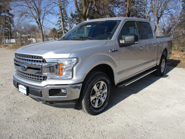 2018 F-150 Crew Cab 4x4 Pickup #F180073 - photo 4