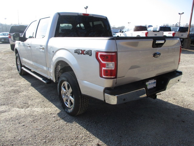 2018 F-150 Crew Cab 4x4 Pickup #F180073 - photo 8