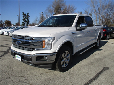 2018 F-150 Crew Cab 4x4 Pickup #F180075 - photo 3