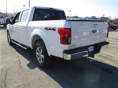 2018 F-150 Crew Cab 4x4 Pickup #F180075 - photo 4