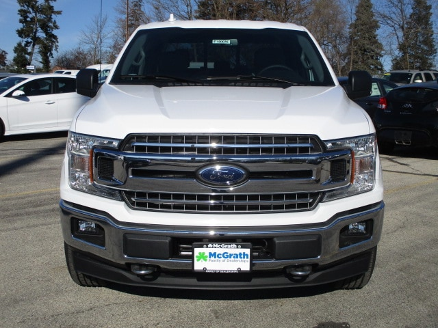 2018 F-150 Crew Cab 4x4 Pickup #F180076 - photo 5