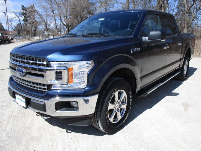 2018 F-150 SuperCrew Cab 4x4,  Pickup #F180119 - photo 3