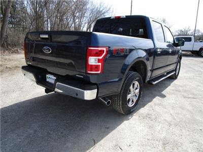 2018 F-150 Crew Cab 4x4, Pickup #F180143 - photo 2