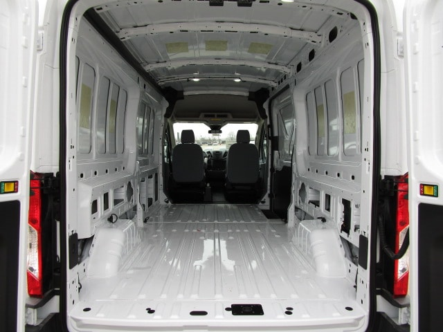 2018 Transit 250 Med Roof 4x2,  Empty Cargo Van #F180157 - photo 2