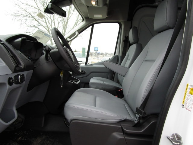 2018 Transit 250 Med Roof 4x2,  Empty Cargo Van #F180157 - photo 6