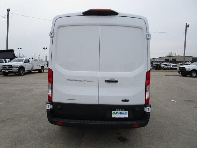 2018 Transit 250 Med Roof 4x2,  Empty Cargo Van #F180157 - photo 9