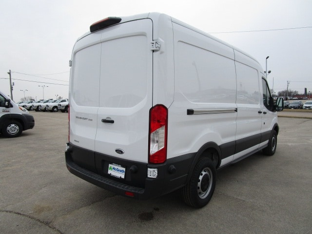 2018 Transit 250 Med Roof 4x2,  Empty Cargo Van #F180157 - photo 10