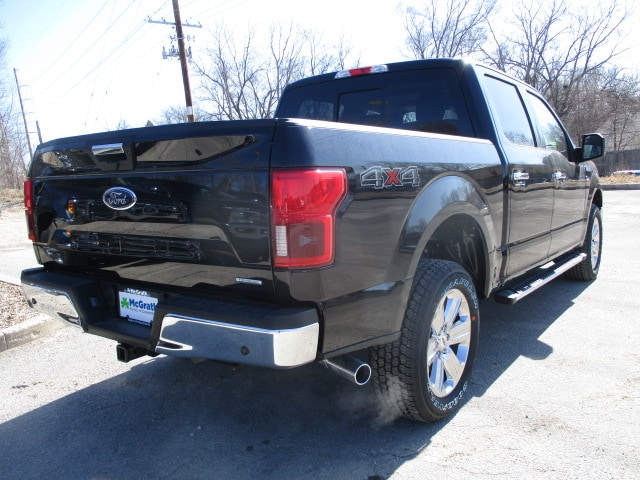 2018 F-150 SuperCrew Cab 4x4,  Pickup #F180197 - photo 2