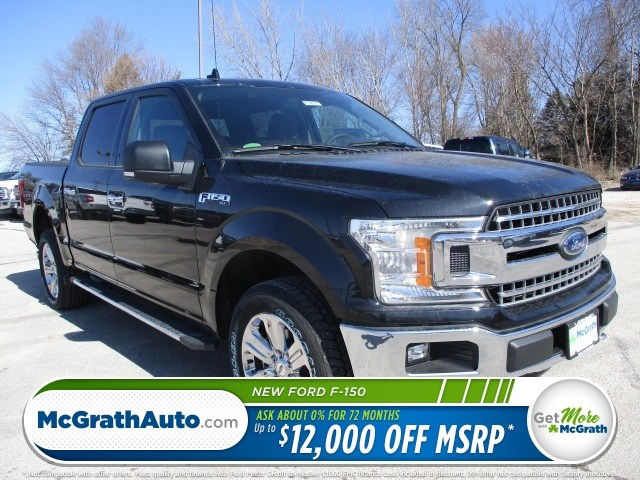 2018 F-150 SuperCrew Cab 4x4,  Pickup #F180197 - photo 1