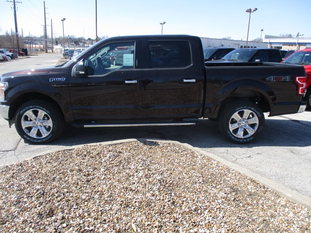 2018 F-150 SuperCrew Cab 4x4,  Pickup #F180202 - photo 8