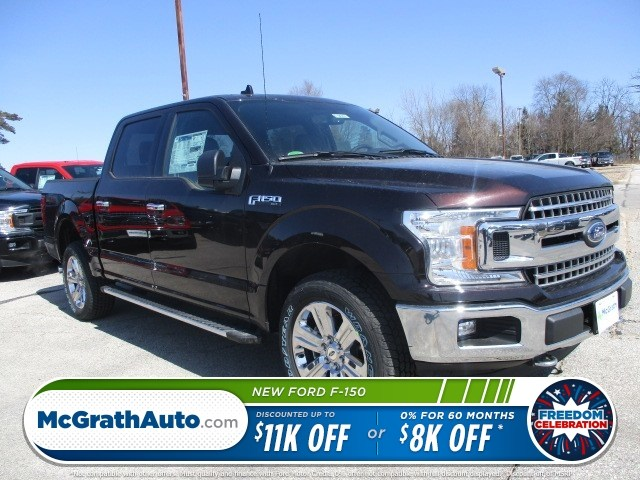 2018 F-150 SuperCrew Cab 4x4,  Pickup #F180202 - photo 1