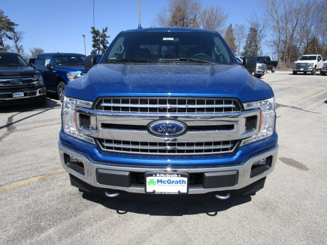 2018 F-150 SuperCrew Cab 4x4, Pickup #F180211 - photo 5