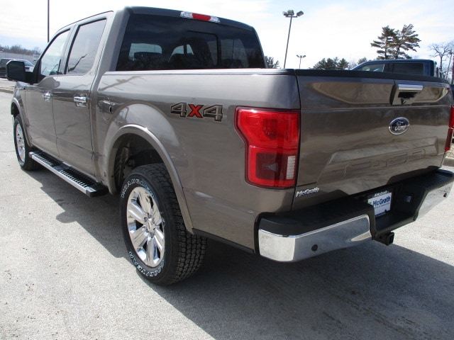 2018 F-150 SuperCrew Cab 4x4,  Pickup #F180286 - photo 4