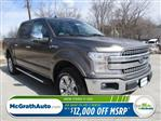 2018 F-150 SuperCrew Cab 4x4,  Pickup #F180286 - photo 1