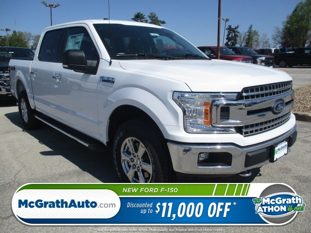 2018 F-150 SuperCrew Cab 4x4,  Pickup #F180323 - photo 1