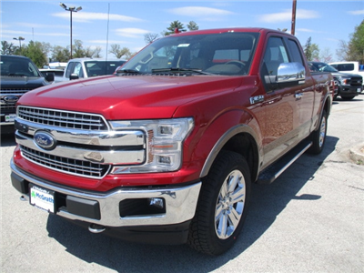 2018 F-150 Super Cab 4x4, Pickup #F180343 - photo 4