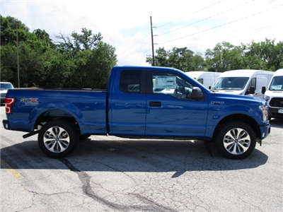 2018 F-150 Super Cab 4x4,  Pickup #F180410 - photo 10