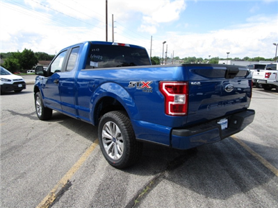 2018 F-150 Super Cab 4x4,  Pickup #F180410 - photo 8