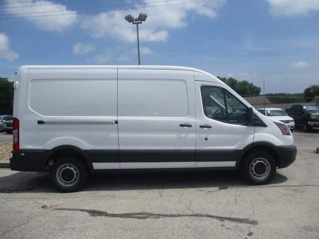 2018 Transit 250 Med Roof 4x2,  Empty Cargo Van #F180417 - photo 11